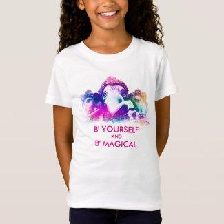 Playera B'e Yourself B' Magical &