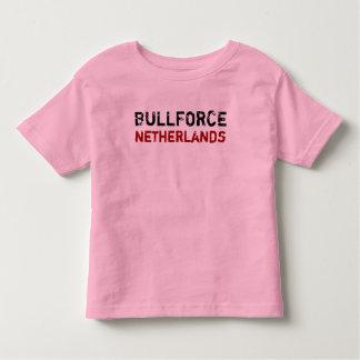 playera niño, Bullforce little/kid