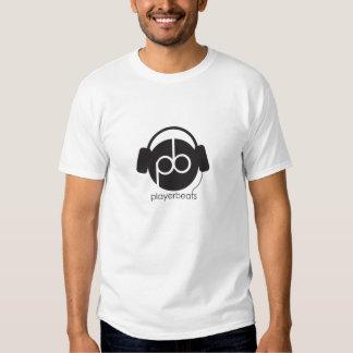 PlayerBeats Black Tshirt
