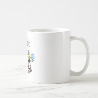 Playful Aunt To Bee Classic White Coffee Mug