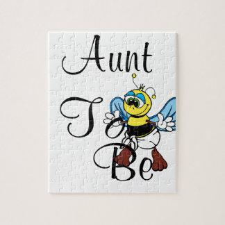 Playful Aunt To Bee Jigsaw Puzzles