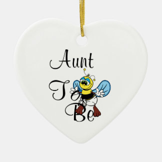 Playful Aunt To Bee Christmas Tree Ornaments