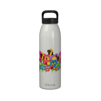 Playful Bees Liberty Water Bottle