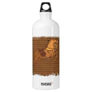 PLAYFUL Brown HORSE Sketch SIGG Traveler 1.0L Water Bottle