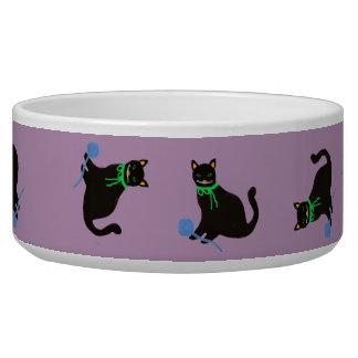 Playful Cat Bowl