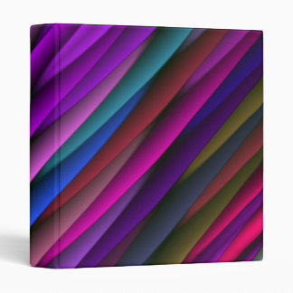 Playful Colours 3 Ring Binders