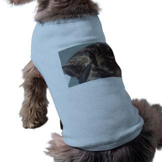 Playful Dave Doggie Ribbed Tank Top