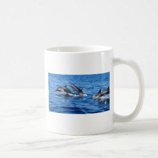 Playful Dolphins Coffee Mug