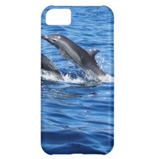 Playful Dolphins iPhone 5C Cover