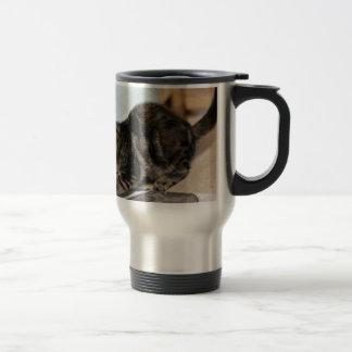 Playful Flurry Travel Mug