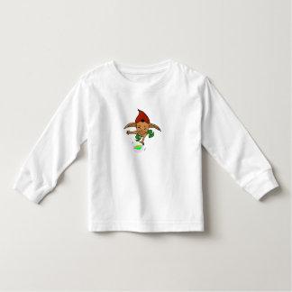 Playful goblin toddler t-shirt