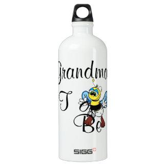 Playful Grandma To Be SIGG Traveler 1.0L Water Bottle