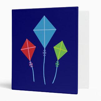 Playful Kites Binder