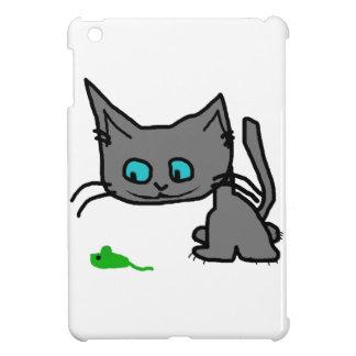 Playful Kitty Cat iPad Mini Case