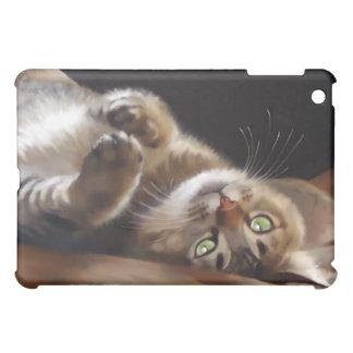 Playful Kitty iPad One Case Case For The iPad Mini