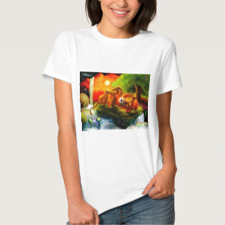 Playful Lion T-shirt