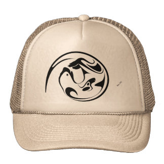 Playful Otter Trucker Hat