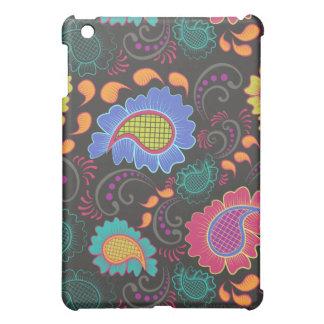 Playful Paisley Stone iPad Mini Cover