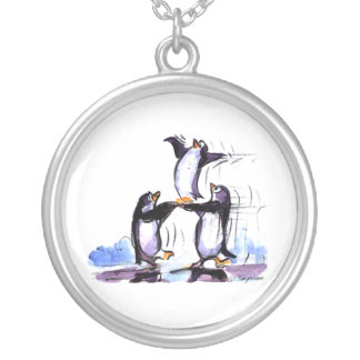 pLaYfUL PeNgUiNs Custom Necklace