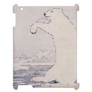 Playful Polar Bear Case For The iPad