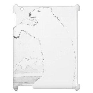 Playful Polar Bear Case For The iPad 2 3 4