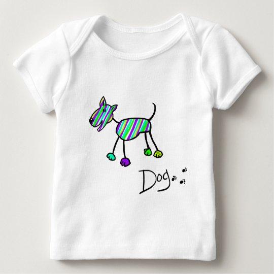Playful pup baby T-Shirt