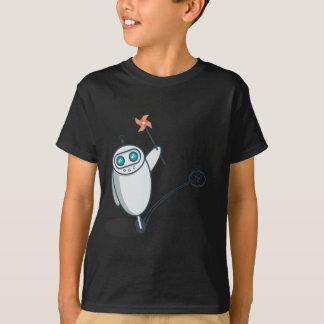 Playful Robot T-Shirt