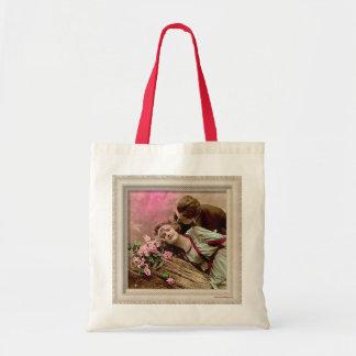 Playful Romance Tote Bag