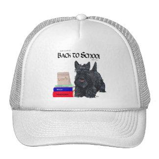 Playful Scottie Back to School Trucker Hat