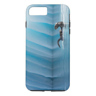 Playful Sea Otter iPhone 7 Plus Case