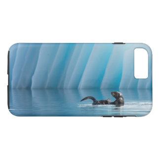 Playful Sea Otter iPhone 8 Plus/7 Plus Case