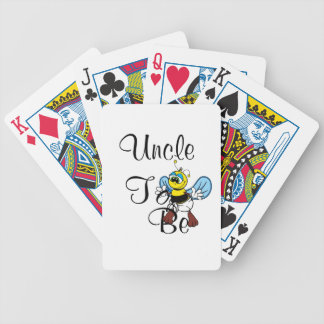Playful Uncle To Be Card Deck