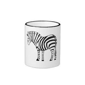 Playful Zebra Mug