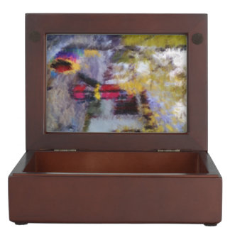 Playground art photo memory box