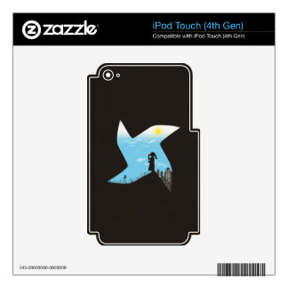 Playground Borders iPod Touch 4G Skin