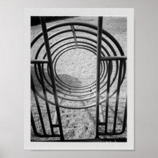 Playground Circles Poster