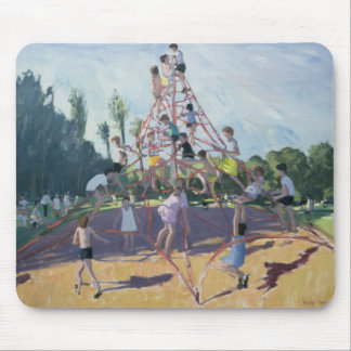 Playground Derby 1990 Mouse Pad