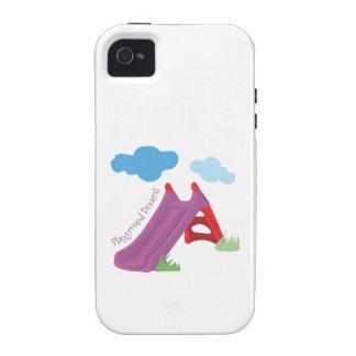 Playground Dreams iPhone 4/4S Case