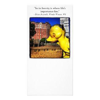Playground Duck Card