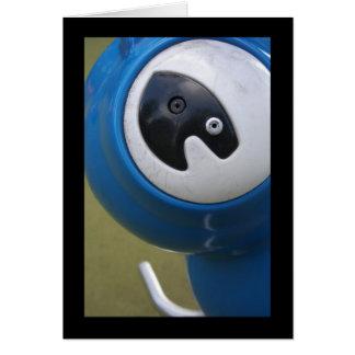 Playground for Children 24 Big Eye Card