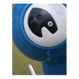 Playground for Children 24 Big Eye Postcard