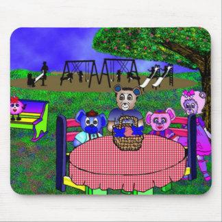Playground Fun Mouse Pad