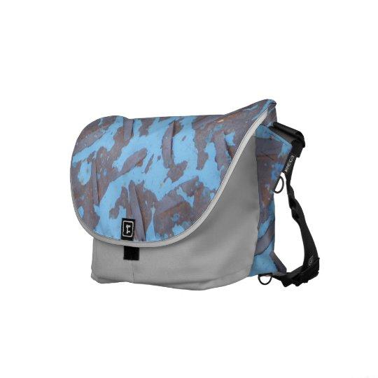 Playground Merry-Go-Round Light Blue Courier Bag