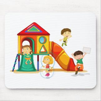 Playground Mouse Pad