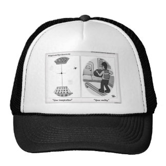 Playground Pipe Dreams 1 Trucker Hat