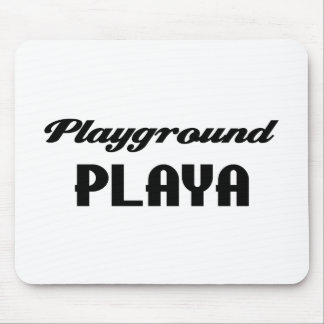 Playground Playa Item Mouse Pad