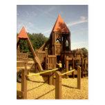 Playground Postcard