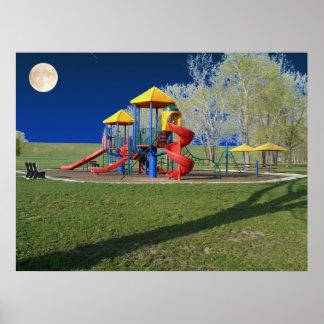Playground - Poster