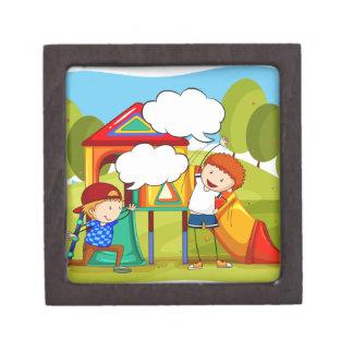 Playground Premium Jewelry Boxes