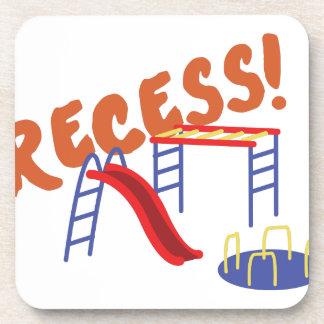 Playground Recess Drink Coaster